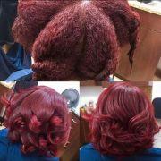 silk press natural hair tips