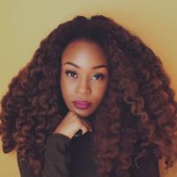 Braid Out Tutorial For Natural Hair & 25 Braid Out Styles