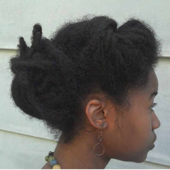 Afro Dreads 101 A Guide To Afro Dreads How To And Styles
