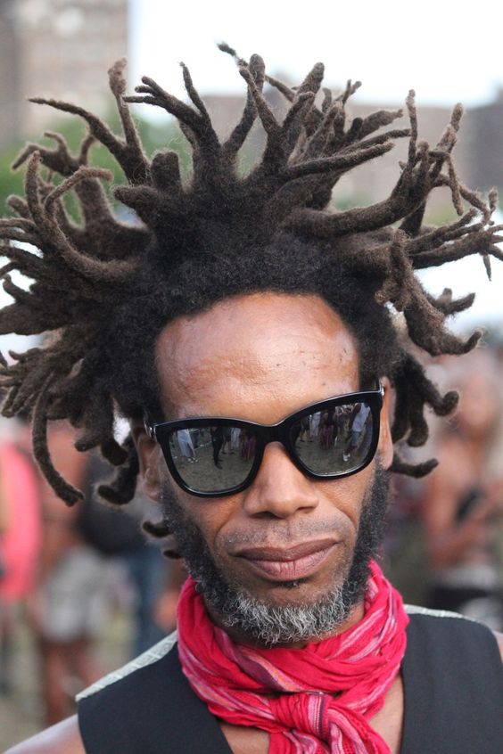 Afro Dreads 101 A Guide To Afro Dreads Howto and Styles