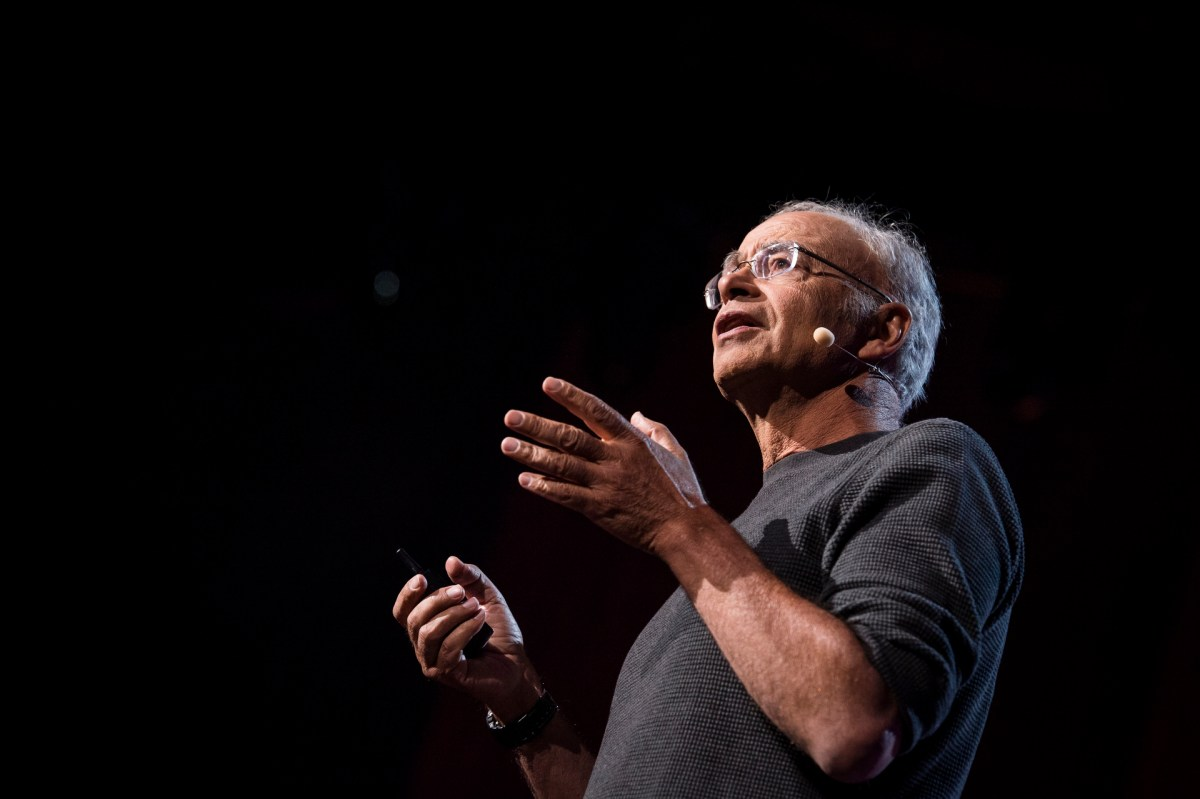 peter singer s effective altruism aid profiles