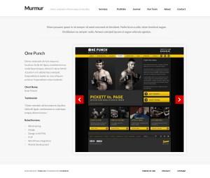 murmur-portfolio-single