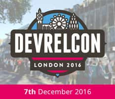 DevRelCon London 2016