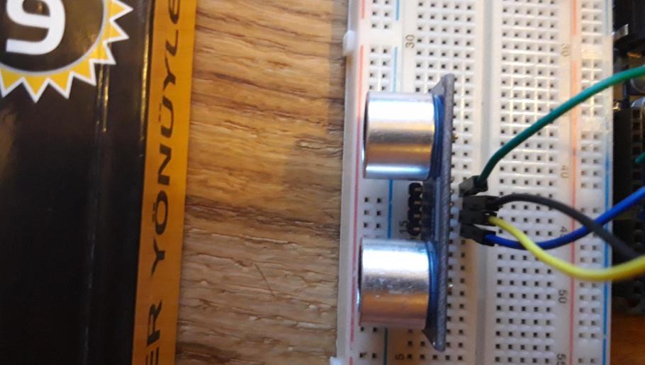 mblock mesafe sensörü, mBlock ile Arduino! Ultrasonik Mesafe Sensörü