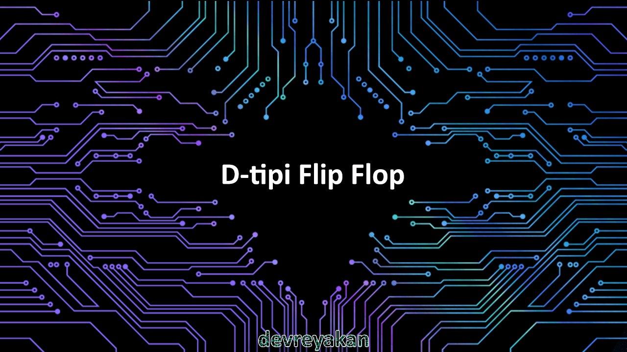 d tipi flip flop