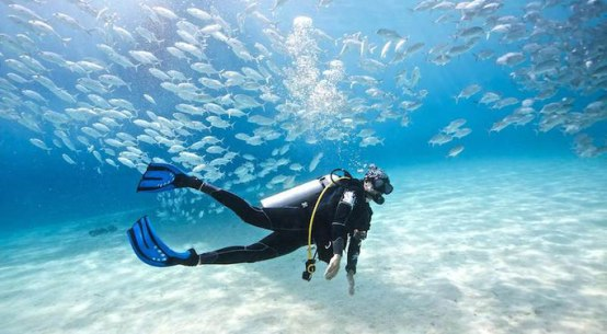 best places for scuba diving in the world