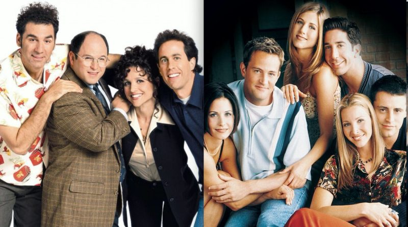 most viewed comedy TV shows of all time