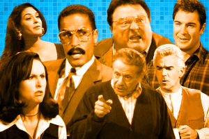 Seinfeld Supporting Characters Quiz