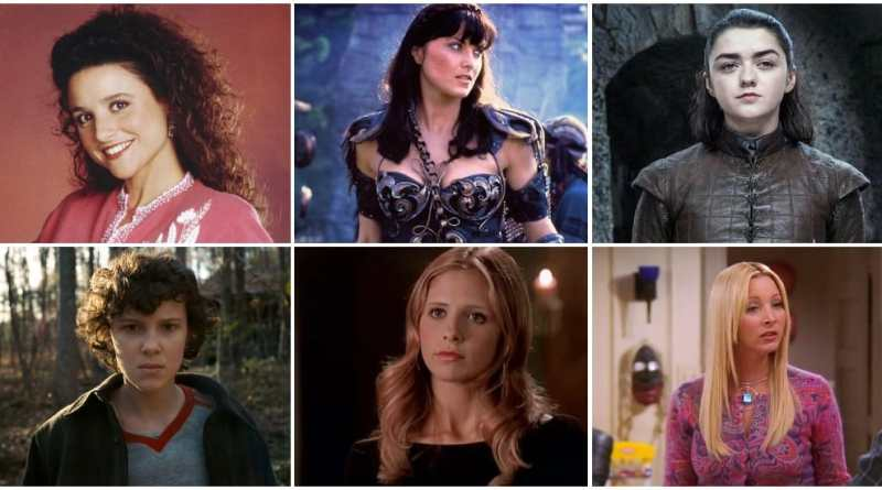 Best Female TV Characters Of All Time