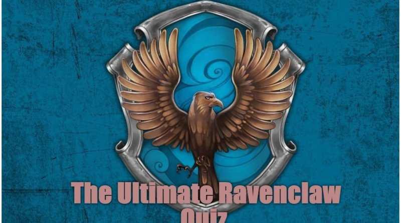 Ultimate Ravenclaw Quiz