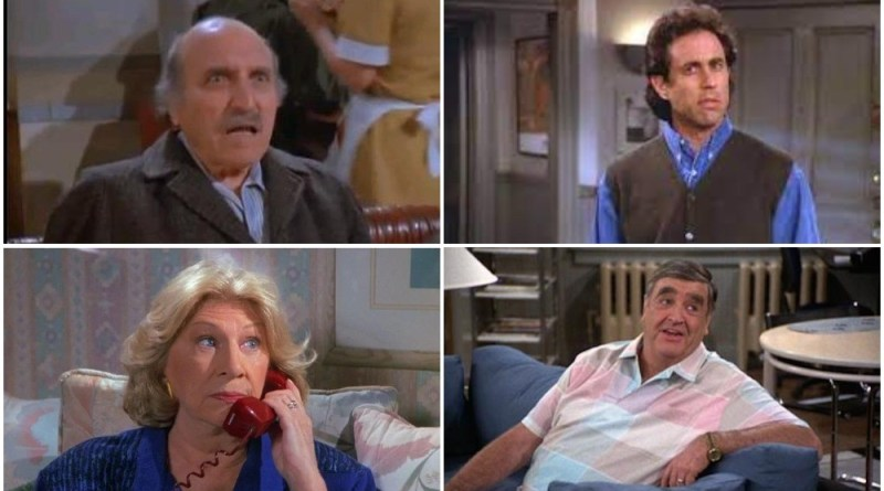 Seinfeld family quiz