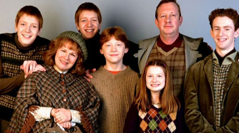 THE ULTIMATE WEASLEY FAMILY QUIZ