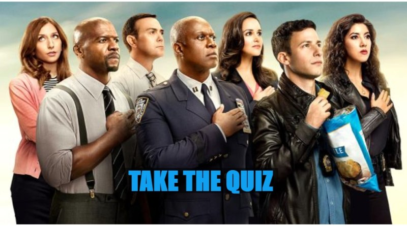the hardest Brooklyn Nine-Nine quiz