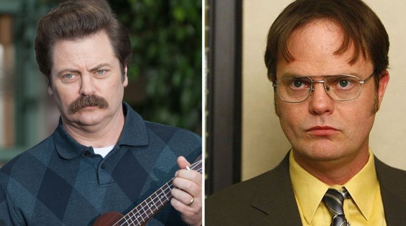 Who Said It — Dwight Schrute or Ron Swanson