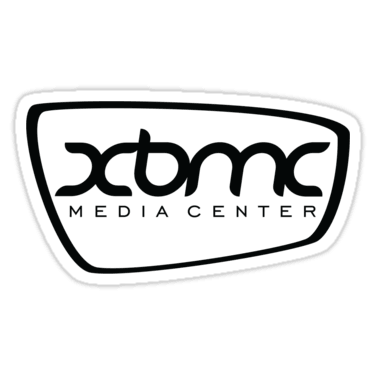 XBMC Stickers and T-shirts — DevStickers