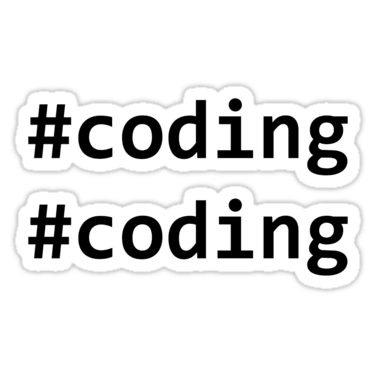 Hashtag Stickers and T-shirts — DevStickers