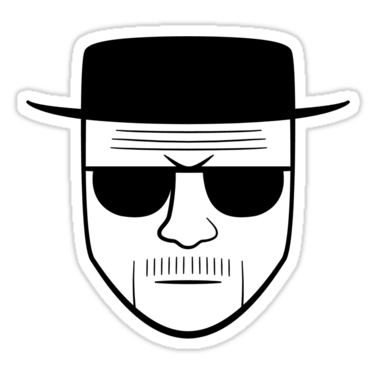 Breaking Bad Stickers and T-shirts — DevStickers