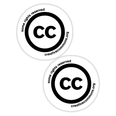 Creative Commons Stickers and T-shirts — DevStickers