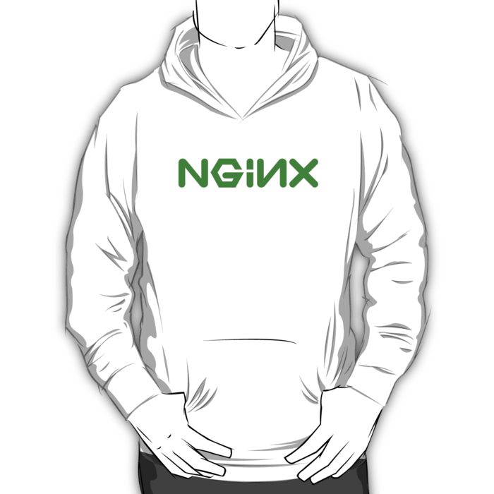 NGINX Stickers and T-shirts — DevStickers