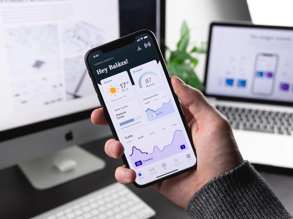 applications mobiles avec dotnet core