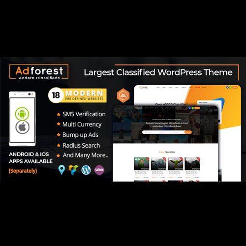 About Us - AdForest WordPress
