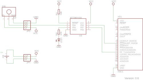 small resolution of the battery used is a 3 6v lithium battery with a capacity of 3900ma the