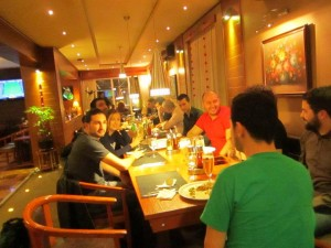 WordPress Meetup Bulgaria Networking