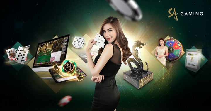 SAGAME 368 Register Online Casino | SA GAME