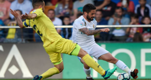 Villarreal 2-2 Real Madrid, Hasil Pertandingan La Liga