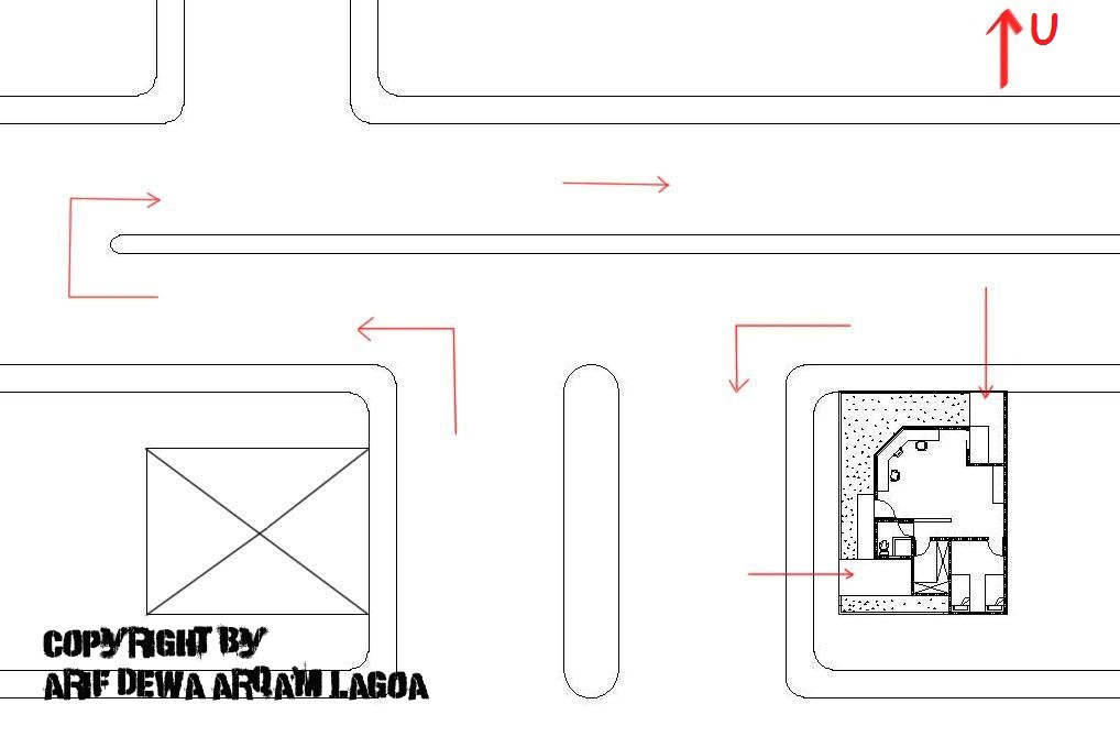 Desain Pos Satpam  Dewa Blog Pusen Studio