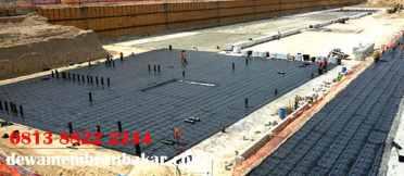 kontraktor waterproofing membran bakar