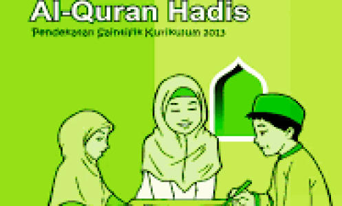 rpp al-qur'an hadits mi kelas 1,2,3,4,5 dan 6 k13