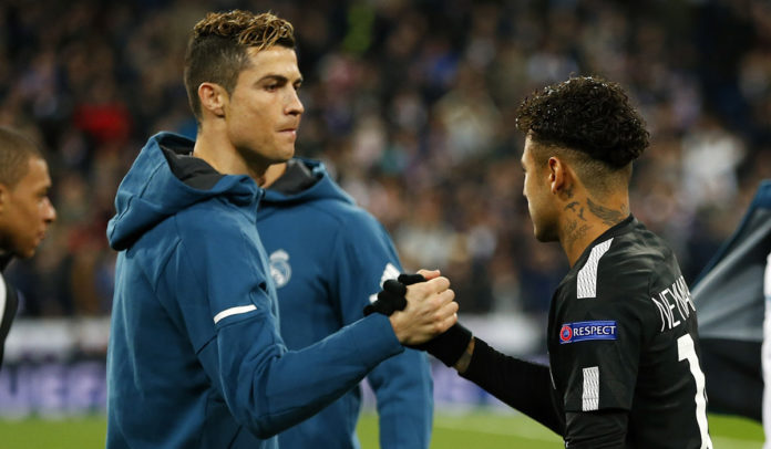 Neymar kabarnya Ingin Bermain dengan Cristiano Ronaldo Di Real Madrid