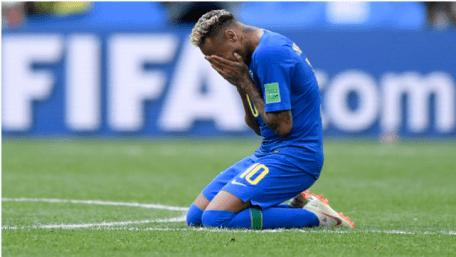 neymar menangis setelah menang