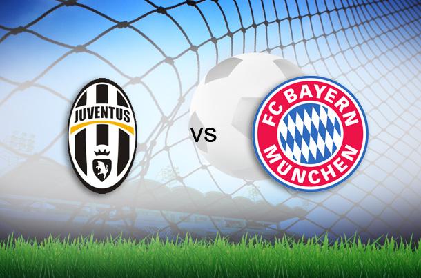 Hasil Turnamen ICC :  Juventus vs Bayern Munchen, Skor 2-0