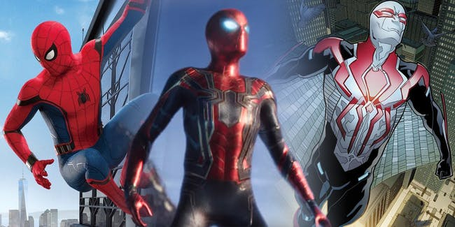 Spider-Man, Tom Holland Di Kerumuni Fans Los Angeles