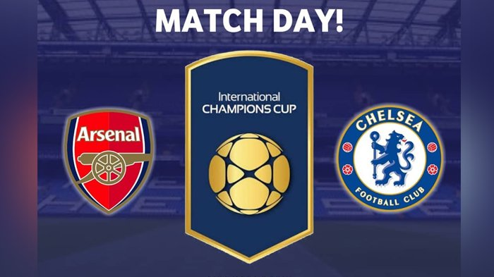 Hasil Turnamen ICC : Arsenal vs Chelsea, Skor 1-1 (Adu Penalti 6-5)