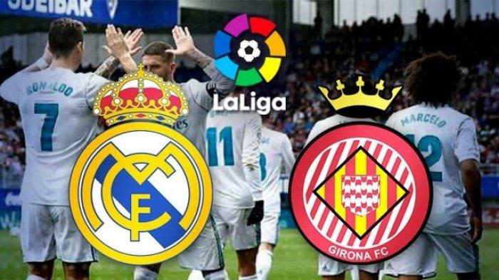 Hasil  Girona vs Real Madrid: Skor 1-4