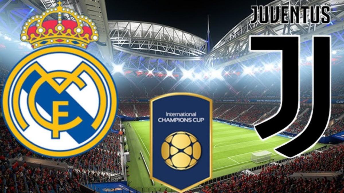 Hasil Turnamen ICC: Real Madrid vs Juventus, Skor 3-1