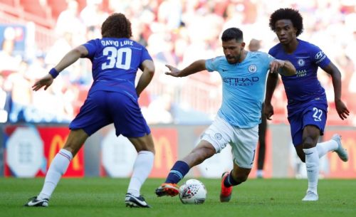 Hasil Community Shield: Chelsea vs Manchester City, Skor 0-2