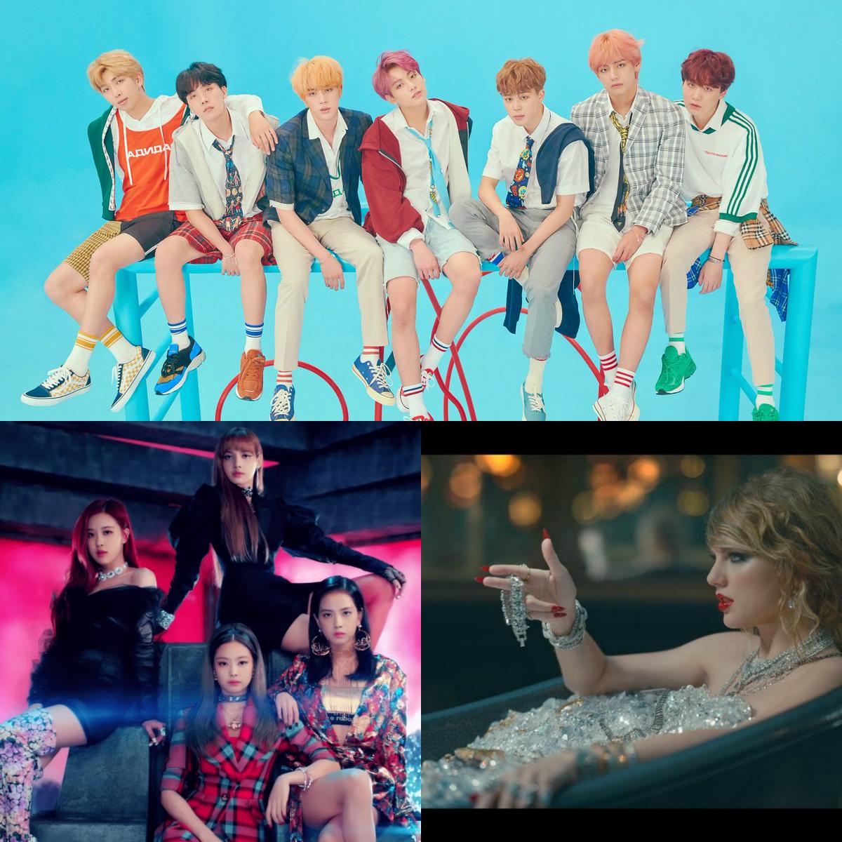 BTS Memecahkan Rekor Terbaru Dengan MV 'IDOL'