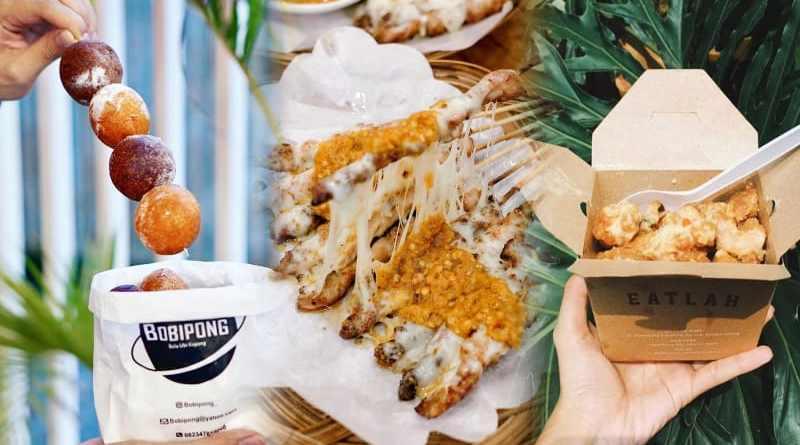Kuliner Makanan Yang Sedang Hits 2018