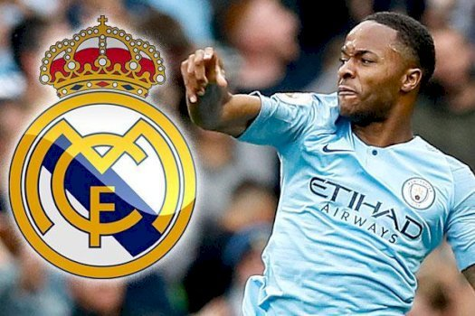 Real Madrid Siap Datangkan Raheem Sterling dari Manchester City