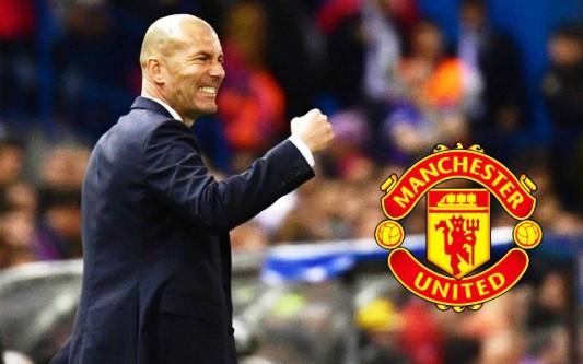 Zidane Menyusun Pemain Yang Ingin Dia Bawa ke Old Trafford