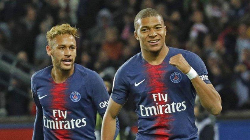 2 Pemain Bintang klub PSG Mengalami Cedera