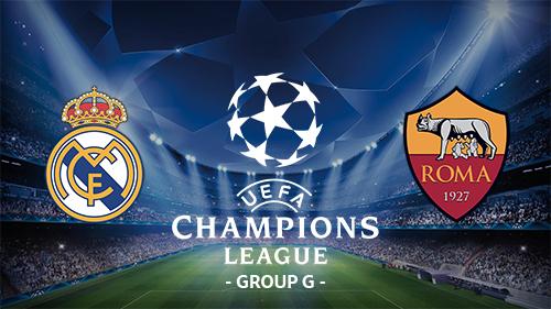 Hasil Liga Champions: Real Madrid Vs AS Roma