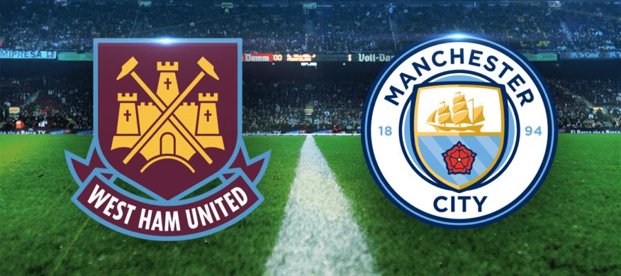Man City Menang 4-0 Dari West Ham