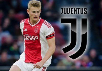 Bek Muda Ajax Merapat Ke Juventus