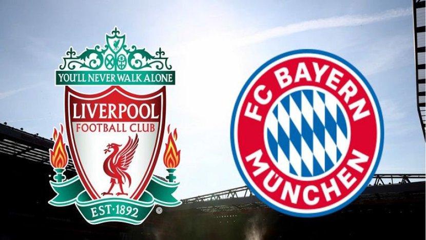 Liverpool Vs Bayern Munich Di Liga Champions 16 besar