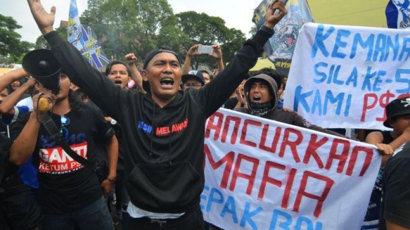 Mafia Sepak Bola Indonesia